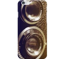 Rolleicord3 iPhone Case/Skin