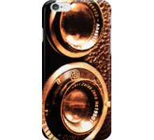 Rolleicord4 iPhone Case/Skin