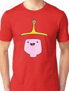 Princess Bubblegum Adventure Time Minimalist Face Unisex T-Shirt