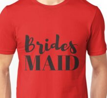Bridesmaid Bachelorette Party Gifts Unisex T-Shirt