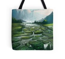 The Great Waterfall Tote Bag