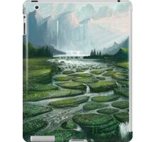 The Great Waterfall iPad Case/Skin