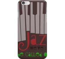a tribe called quest - jazz iPhone Case/Skin