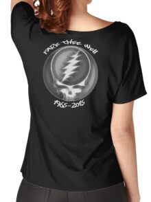 "Grateful Dead ""Fare Thee Well"" 50th Anniversary Steal Your Face GD50 Women's Relaxed Fit T-Shirt"