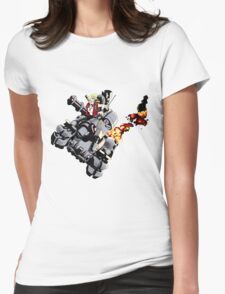 Tank Womens Fitted T-Shirt