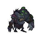 Festering Ghoul by BitGem