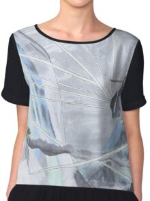 Fly For Your Life Chiffon Top