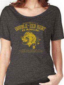 Davengatt's Double-Zed Nerf Ranch Women's Relaxed Fit T-Shirt