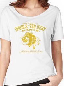 Davengatts Double-Zed Nerf Ranch Women's Relaxed Fit T-Shirt