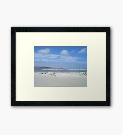 Lagoon Framed Print