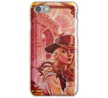 Heaven and the Dead City (Yaira) iPhone Case/Skin