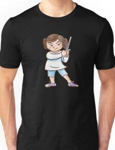 Backyard Star Wars - Princess Leia Unisex T-Shirt