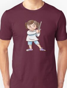 Backyard Star Wars - Princess Leia Unisex T-Shirt