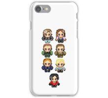 RESIDENT EVIL 6 - PIXEL HEROES iPhone Case/Skin