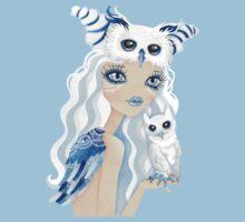 Owl Duchess One Piece - Short Sleeve