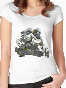 Winston! Women's Fitted Scoop T-Shirt
