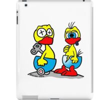 Rick the chick - Toy iPad Case/Skin