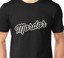 Mordor Unisex T-Shirt