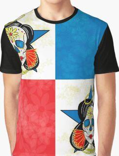 Wonder Woman Sugar Skull Graphic T-Shirt