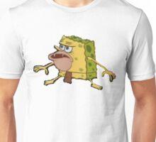 Caveman/Prehistoric Spongebob Meme Unisex T-Shirt