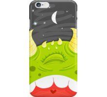 Moonlit Monster iPhone Case/Skin