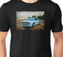 Lancia Delta HF Integrale Evoluzione Unisex T-Shirt