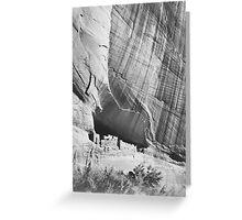 Ansel Adams - Pueblo Indians Greeting Card