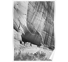 Ansel Adams - Pueblo Indians Poster