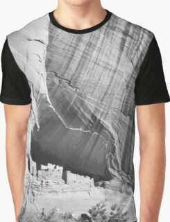 Ansel Adams - Pueblo Indians Graphic T-Shirt