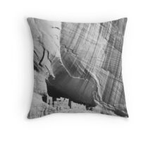 Ansel Adams - Pueblo Indians Throw Pillow