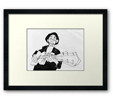 blues #4 Framed Print