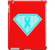 Thyroid Superhero iPad Case/Skin