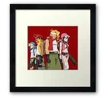 Metal Slug Framed Print