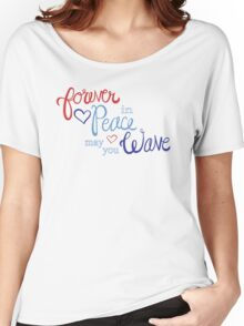Grand Old Flag Women's Relaxed Fit T-Shirt