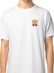 Suzuki the Mighty Teddy Bear  Classic T-Shirt