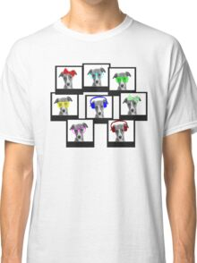 Whippets Classic T-Shirt