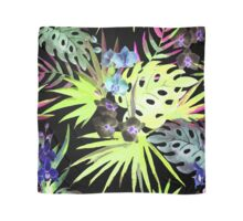 Boho Tropical Watercolor Var. 10 Scarf