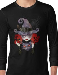 Maelba, the Red Witch Long Sleeve T-Shirt