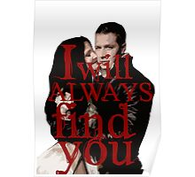 I Will Always Find You Poster