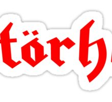 Motorhead - Red Sticker