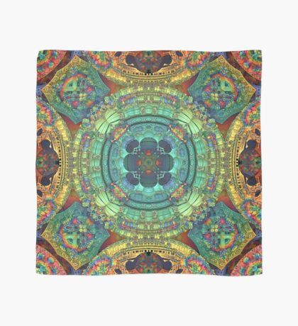 Color and Symmetry Scarf