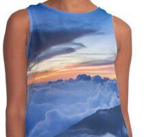 Clouds & Sunset Contrast Tank