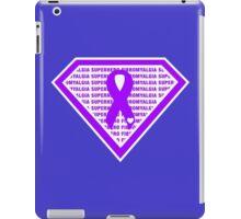 Fibromyalgia Superhero iPad Case/Skin