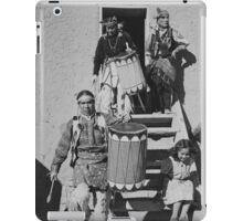 Dance - San Ildefonso Pueblo iPad Case/Skin