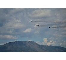 Thunderbirds in Colorado Springs #7 Photographic Print