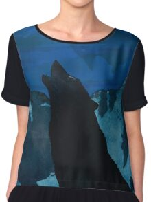 Jack London - The Call of the Wild Chiffon Top
