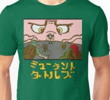 Mutant Turtles Unisex T-Shirt