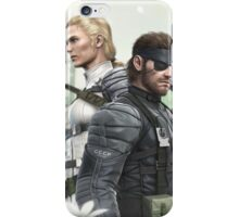 MGS iPhone Case/Skin