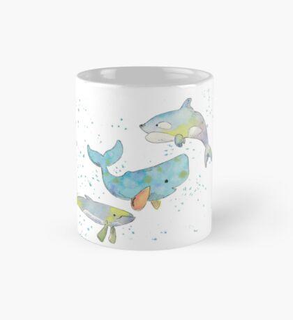 Majestic Whales Mug