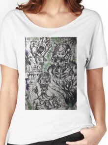 Apocalyptic Purple Women's Relaxed Fit T-Shirt